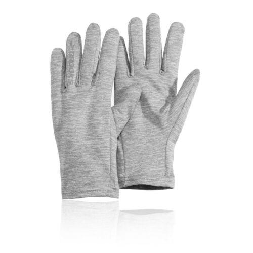 Brooks Unisex Dash Running Gloves Grey Sports Breathable