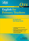 English for Primary Teachers by Jane Medwell, David Wray (Paperback, 1997)