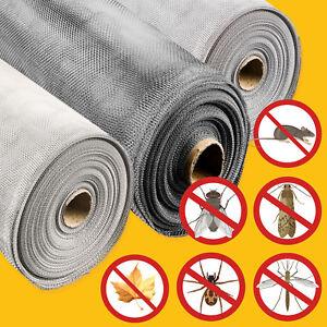Qualifié Moustiquaire En Acier Inoxydable Moustiquaire Fenêtre Alu 2 M Serrage Cadre Protection Insectes-afficher Le Titre D'origine