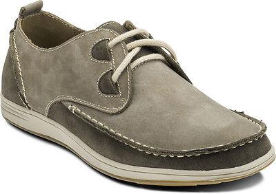 Para Hombres Zapatos con cordones Padders QUAY Marrón Oscuro EU 40, 41, 43, 45 o Marrón topo EU 43, 45
