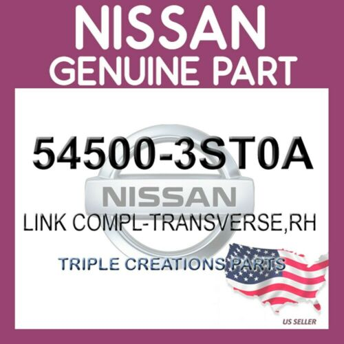 Genuine Nissan OEM 54500-3ST0A LINK COMPL-TRANSVERSE,RH 545003ST0A