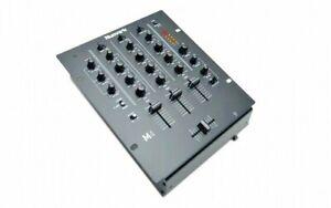Objectif Numark M4 3-channel Scratch Mixer Nouveau!-afficher Le Titre D'origine