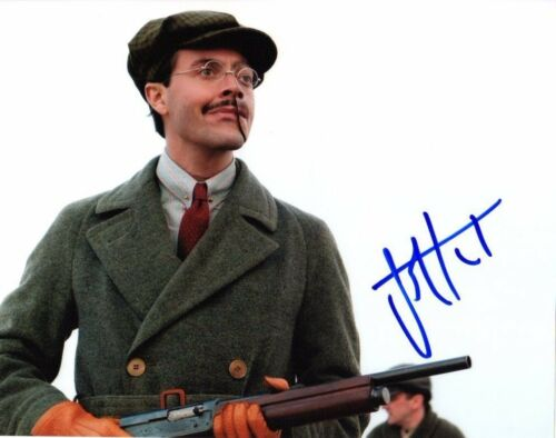 Jack Huston Autographed Signed 8x10 Photo COA #1