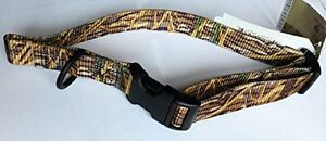 Mossy Oak Shadowgrass Adjustable Camo Collar 1 X 12-18inch Made in USA