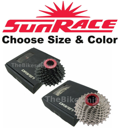 Sunrace CSRX 10 Speed Bike Cassette fit Sram Shimano 12 or 11-25/ 28/ 32 tooth