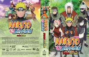 Details about DVD ~ NARUTO SHIPPUDEN COMPLETE BOX 2 ( EPISODE 221 - 380 ) ~  ENGLISH DUB+SUB