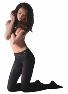 Gabriella-Hipsters-Exclusive-Low-Waist-Opaque-Black-Tights-3D-Microfibre-Pantyh