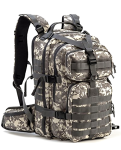 Image Is Loading Military Tactical Backpack Hydration Army Molle Bugout Bag