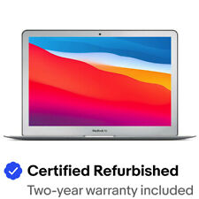 "Apple 13"" MacBook Air 2014 Big Sur 4GB RAM 256GB SSD Certified Refurbished A1466"