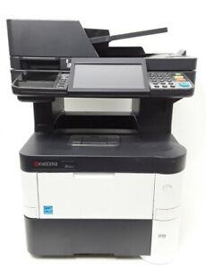 Kyocera-Ecosys-M3540idn-s-w-Laser-Multifunktions-Kopierer-Drucker-Scanner-Fax