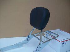 """NEW"" Kawasaki Vulcan VN900 Sissy Bar Backrest w/ Luggage Rack - Medium Pad"