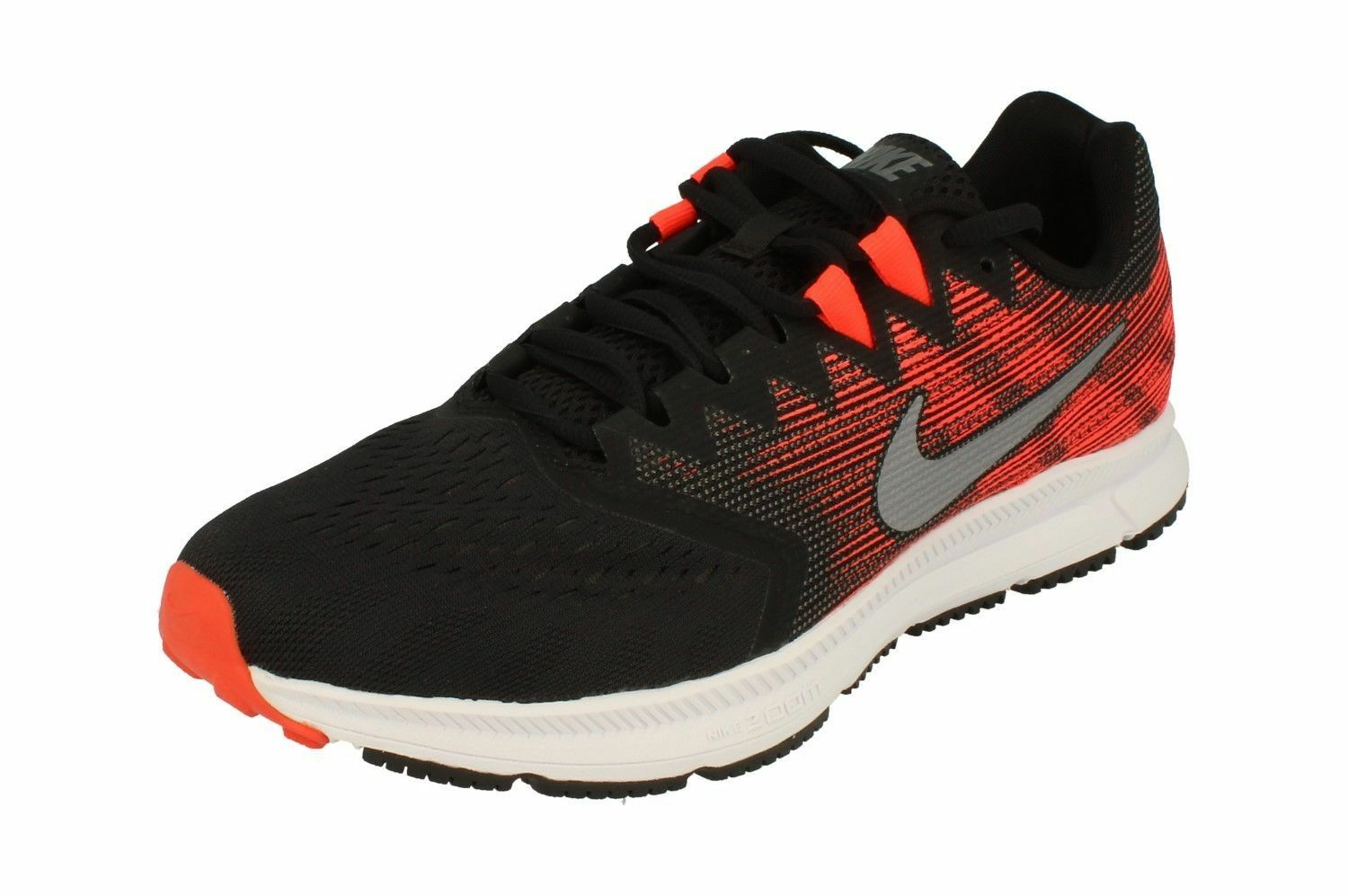 New Nike Zoom Training Span 2 Men's Running Training Zoom Shoes Black/Red 908990 006 f743fc