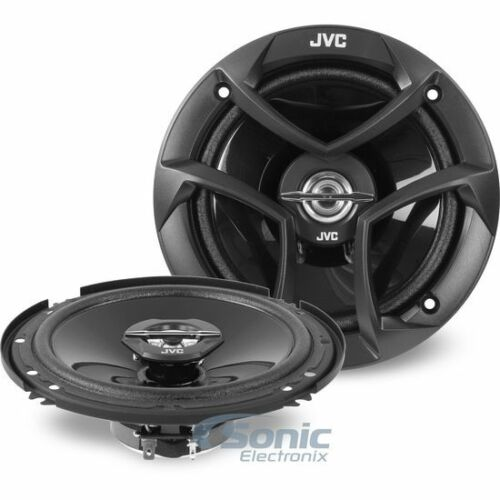 "JVC CS-J620 300 Watts RMS MAX 6.5/"" 2-Way Coaxial Car Audio Speakers 6-1//2/"" New"