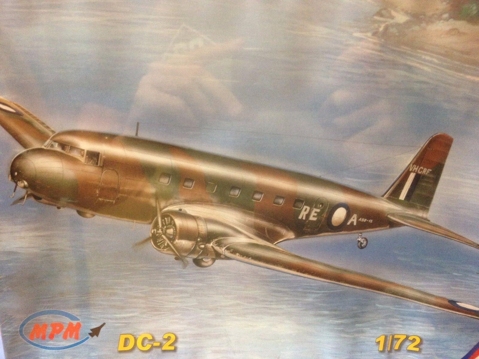 KIT MAQUETA EDICION LIMITADA DOUGLAS DOUGLAS DOUGLAS DC-2 VERSION ESPAÑOLA 1 72 MPM 72091 68b529