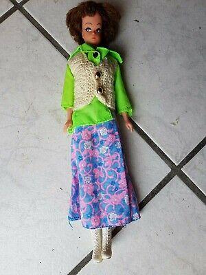 Bambola -70 Anni Egli Bambola - (in Circa 29 Cm Come Altri Più Richiesti Bambole) Hong Kong X-mostra Il Titolo Originale Ritardare La Senilità