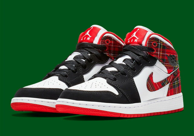 Nike Air Jordan 1 Retro Mid Toddler