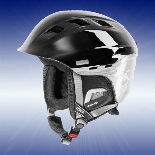 black//white UVEX Skihelm Helm Schutzhelm Kopfschutz comanche 2