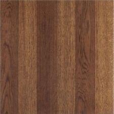 Vinyl Floor Tiles Self Adhesive Peel And Stick Plank Wood Flooring 12x12 45pc
