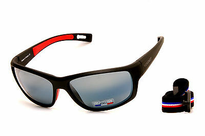 Blue Polarlynx PLZD Vuarnet Sunglasses VL152200010636 VL1522 CUP 1522 Black