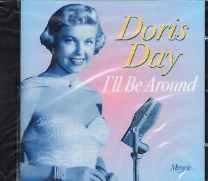 Doris-Day-I-039-ll-Be-Around-2002-CD-Remastered-New-amp-Sealed