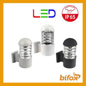 APPLIQUE-FARO-LAMPADA-DA-GIARDINO-ESTERNO-A-MURO-PARETE-LAMPIONE-LUCE-IP65-E27