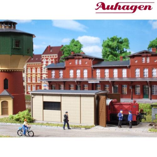 + Auhagen 11429 H0 Köf-Schuppen NEU /& OVP