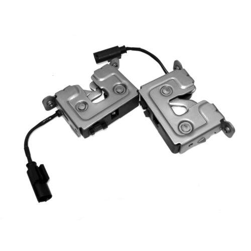 2 PCS Front Lower Hood Lock Latch Left Right For BMW E82 E88 E90 E92 E93 E60 X3