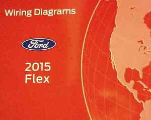 2015 FORD FLEX Electrical Wiring Diagram Troubleshooting ...
