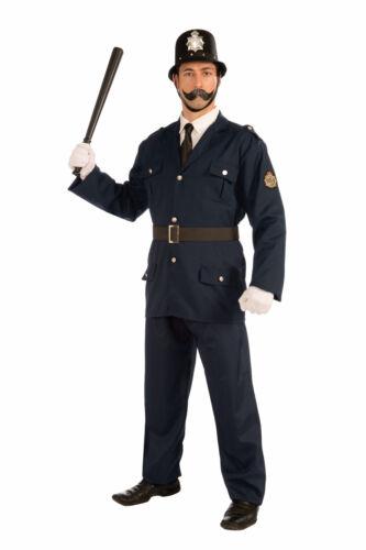 Adult Costume British Bobbie