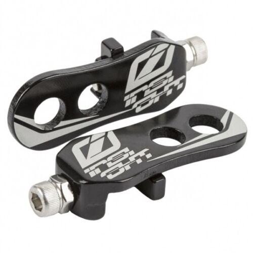 BMX Race Racing Kettenspanner INSIGHT PRO 10 mm Black Schwarz