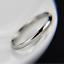 Anello-Acciaio-Fede-Fedi-Coppia-Fedine-Fidanzamento-Amore-Love-Cuore-Idea-Regalo miniatura 2