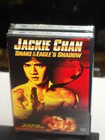 Snake In The Eagle's Shadow (dvd) Yuen Wo Ping, Jang Lee Hwang, Jackie Chan,