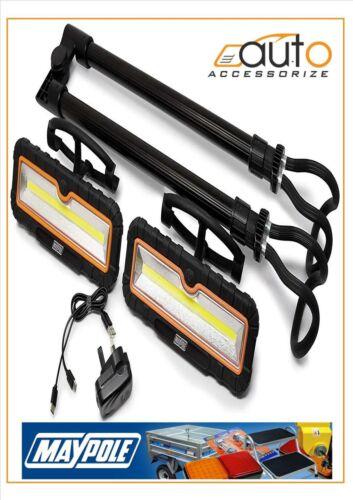 Maypole MP4055 Inspection LAMP work shop Light 500l Under Bonnet