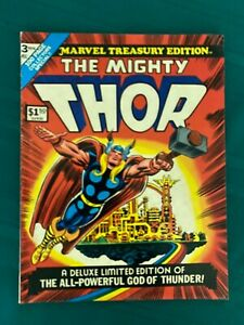 The-Mighty-Thor-Marvel-Treasury-3-Fine-6-5-Bright-White-Pages