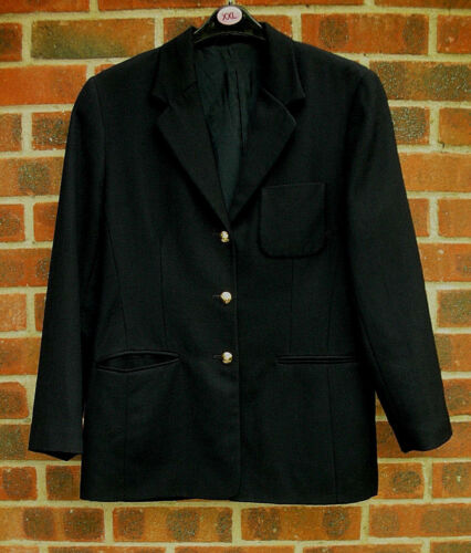 Next scuro Eu New 16 Wool Uk taglia Vintage Pure Blu 44 Giacca nTgfxd