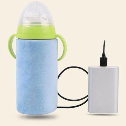 USB-Babyflaschenwärmer tragbare Reisefutterflasche Isolationsnahrungsmittelh CYT