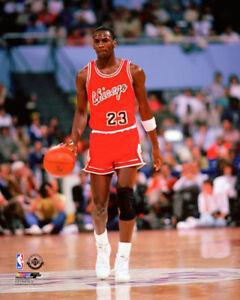 agitación Vacunar Yogur  Michael Jordan WELCOME TO THE NBA (1984) Chicago Bulls Premium POSTER Print  | eBay