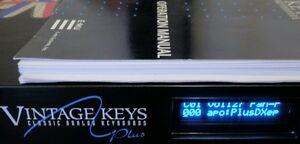 Emu Orbit Morpheus Vintage  Classic Keys Proteus Ultra  FX Oled Display - <span itemprop=availableAtOrFrom>Bristol, United Kingdom</span> - Emu Orbit Morpheus Vintage  Classic Keys Proteus Ultra  FX Oled Display - Bristol, United Kingdom