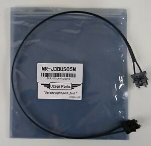 New MR-J3BUS05M 0.5M Fiber Optic Cable for Mitsubishi Servo