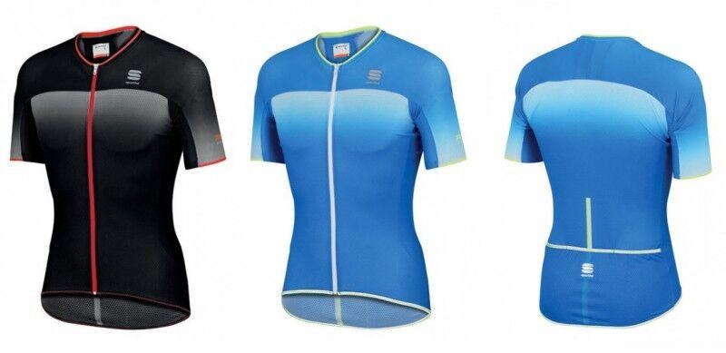 Sportful R&D UltraLight Jersey Fahrradtrikot mit UPF-Wert 10 + Taschen - 1101321