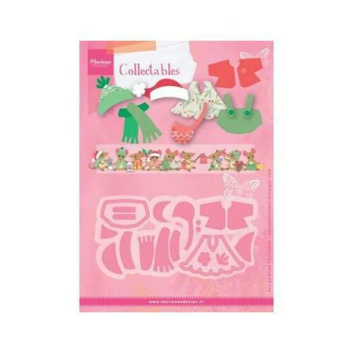 Eline/'s Outfits COL1438 Marianne Design Cutting Dies