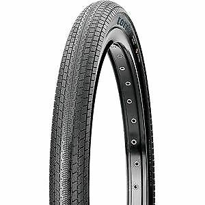 Maxxis Torch 20x1 1//8 120 TPI Wire Dual Compound Silkworm tyre Black