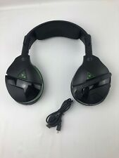 Turtle Beach Stealth 600 Black and Green Headband Headsets for Microsoft Xbox One