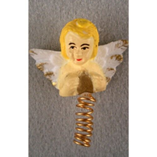 Angel Head Christmas Tree Topper 1:12 Scale