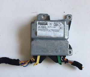 CITROEN-C5-Mk2-07-2012-AIR-BAG-CONTROL-ECU-MODULE