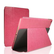 Luxury Tablet Schutzhülle für Apple iPad Air 2 Tasche Cover Case Stand rosa