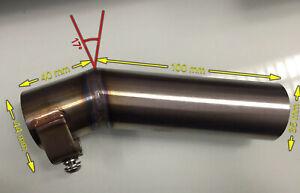 Universal-Db-Killer-AKRAPOVIC-Bos-LeoVince-Mehr-Durchlass-dB-Eater-48mm-53mm