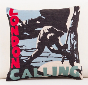 The-Clash-London-Calling-Cojin-Cubierta-banda-punk-album-de-musica-de-estilo-vintage-y-retro-45cm