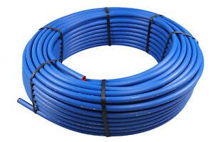 Hervorragend PE-Rohr 40mm Länge 25 - 100m, Trinkwasser, DVGW, PE 100, HD PN16 TQ85