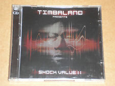 TIMBALAND presents SHOCK VALUE II - 2 CD EDITION SIGILLATO (SEALED)